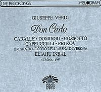 Don Carlo. 01.07.1969