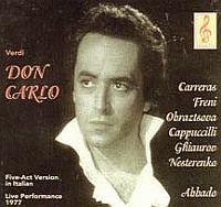 Don Carlo. 07.12.1977