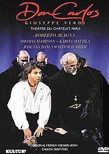 Don Carlo. 10, 13, 16.03.1996