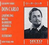 Don Carlo. 11.11.1950