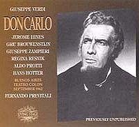Don Carlo. 15.09.1962