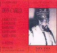 Don Carlo. 16.06.1956