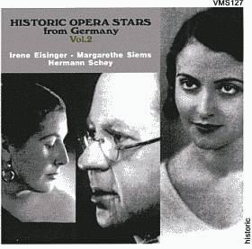 Звёзды немецкой оперы