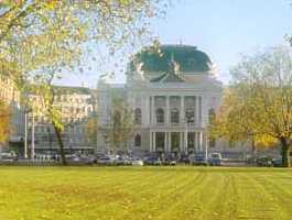 Опера Цюриха * Opernhaus Zürich