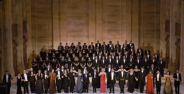 Гала-концерт Лирик-Опера 30 октября 2004 года