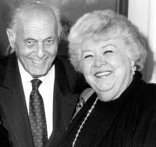 Ардис Крэйник и Сэр Джордж Шолти, 1993 год